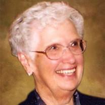Rev.  Theresa Louise Cutler