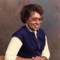 """Ms. Carletha """"CJ"""" Newkirk"""