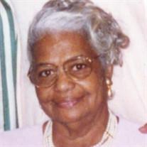 Mrs. Needa Mae Lockett