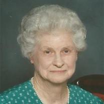 Mrs. Mary Edith Weems Burton