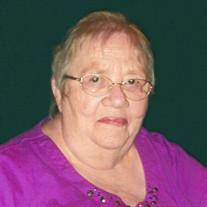 Joan A.  Templeton (nee Benton)