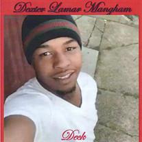 Dexter Lamar Mangham