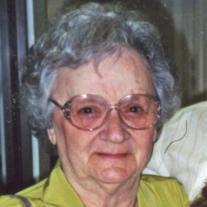 Anna Mae Richards Butler Holifield