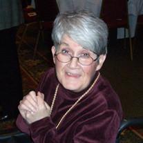 Marcia Jeanne Bulmer Manseau