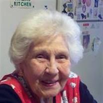 Pearl Ann Shumar