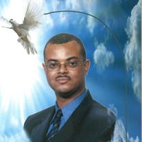 Pastor Gary John Golden Sr.