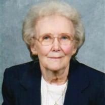 Mildred Hudson