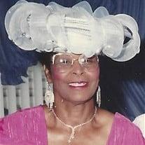 Doris Marie Rodgers
