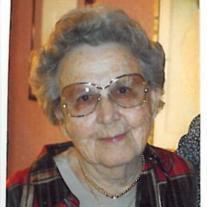 Mrs. Blanche Elizabeth Galbreath Clark