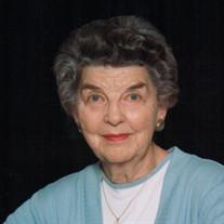 Mrs. Bettie Jean Gruver Pritchard