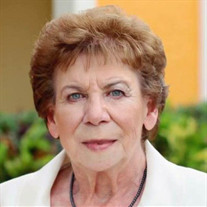 Mrs. Ida Gron