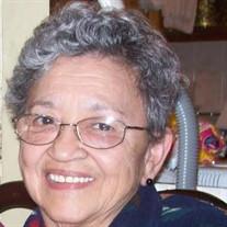 Mrs Carmen Maria Rodriguez