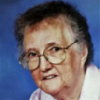 Ms. Clara Mae Magee