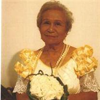 Lorenza Villaruz Pena