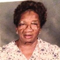 Mrs. Fannie Mae Barron