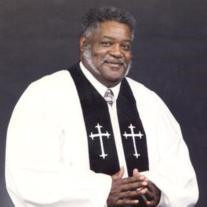Reverend Robert Lee Hudson Sr.