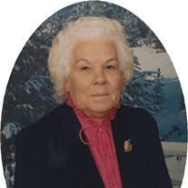 Tressie Ester Barton