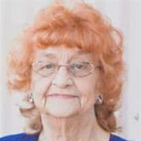 Mrs. Lavina Florence Pruss