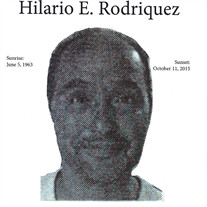 Hilario Enrique Rodriguez