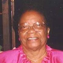 Mrs. Mamie Lou Washington