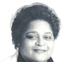 Mrs Cynthia Ann Copeland
