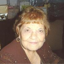 """Mrs. Margaret Marie  """"Marge"""" Hotchkiss"""