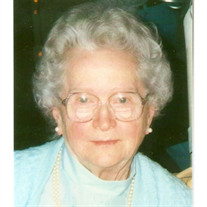 Nellie Frances Thompson