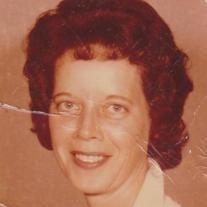 Margaret L. Wiedner