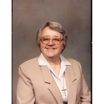 Sr. Bertha B. Bergeron O.S.U.