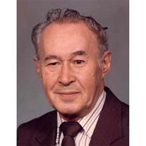 Donald M. Keough