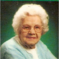 Mae Garnett Young