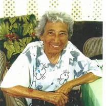 Minerva Louise Kelii-Nani Ahlo Gomes