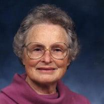 Wanda Lea Hall