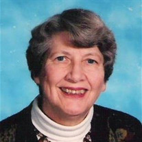 "Lois Jean ""Pat"" Foster"