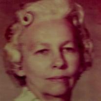 Violet Louise Clayton