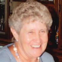 """Mrs. """"Jo"""" Josephine Alberta Namchuk"""