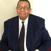 Rev.  Wesley Junior Boone