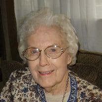 Alene Reeves Blackburn
