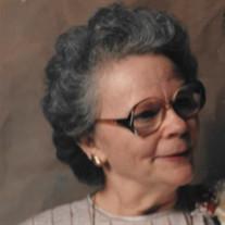Mary Adeline Lukavsky