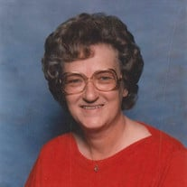 Mary Frances  Alexander