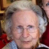 Mrs. Minnie Eudora Billings Jones