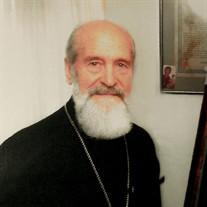 Archpriest Sergei Garklavs