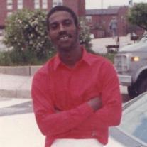 Mr. William Theodore Taylor Jr. (Butch)