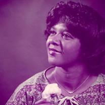 Mrs. Mary Spinks Bryant