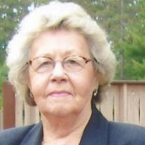 """Mary  Ellen """"Poke"""" Radcliff"""