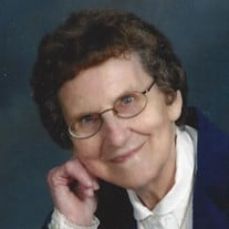 Mary Jeanette Weiss