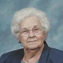 Dorothy Maxine McClain