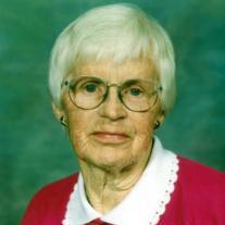 Jean Marjorie Carter