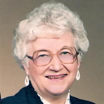 Mrs. Thelma M. Bonner