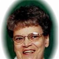 Maudie Louise Matthews